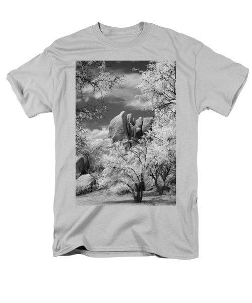 Texas Canyon  Men's T-Shirt  (Regular Fit) by Michael McGowan