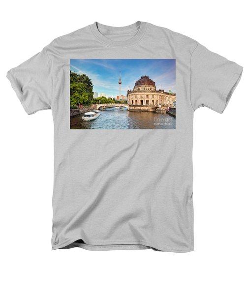 The Bode Museum Berlin Germany Men's T-Shirt  (Regular Fit) by Michal Bednarek