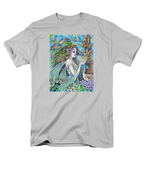 The Breath Of Spring Men's T-Shirt  (Regular Fit) by Gail Butler
