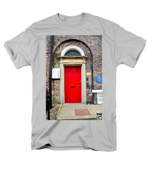 The Door To James Herriot's World Men's T-Shirt  (Regular Fit) by Mary Carol Story