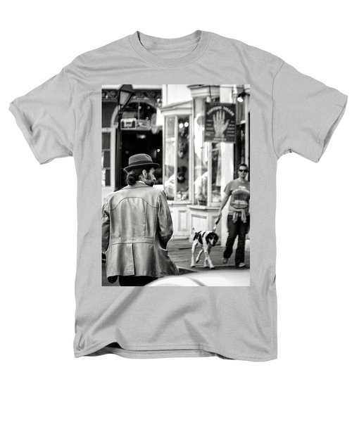 The Dude Men's T-Shirt  (Regular Fit) by William Beuther