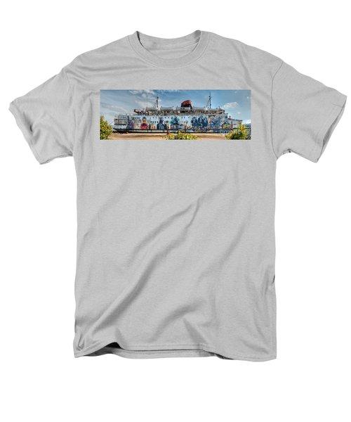 The Duke Of Graffiti Men's T-Shirt  (Regular Fit)