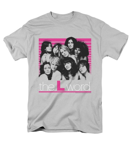 The L Word - Cast Men's T-Shirt  (Regular Fit) by Brand A