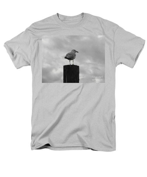 The Lookout Men's T-Shirt  (Regular Fit) by Michael Krek