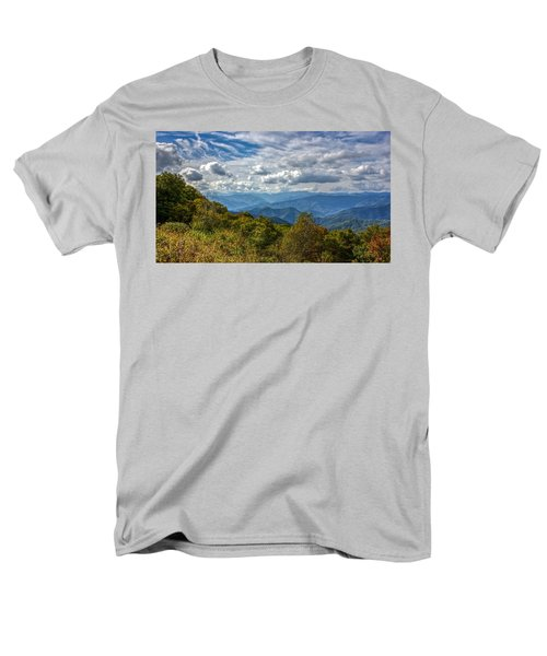 The Smokys Men's T-Shirt  (Regular Fit) by Rob Sellers