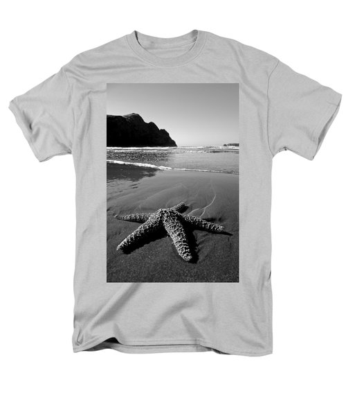 The Starfish Men's T-Shirt  (Regular Fit) by Peter Tellone