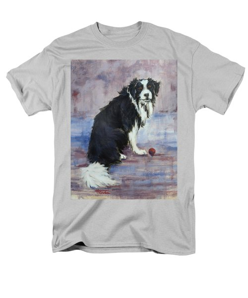 Men's T-Shirt  (Regular Fit) featuring the painting The Twilight Years by Cynthia House