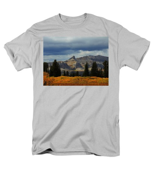 Men's T-Shirt  (Regular Fit) featuring the photograph The Wedge by Raymond Salani III