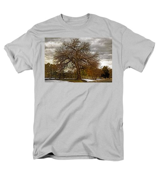 The Welcome Tree Men's T-Shirt  (Regular Fit) by Jerry Gammon