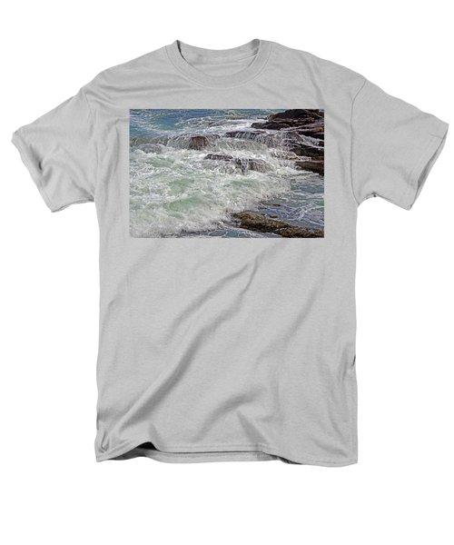 Thunder And Lace Men's T-Shirt  (Regular Fit) by Lynda Lehmann
