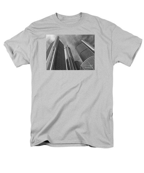 Tilting Towers Men's T-Shirt  (Regular Fit)