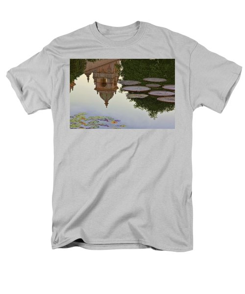Men's T-Shirt  (Regular Fit) featuring the photograph Tower In Lotus Position by Gary Holmes