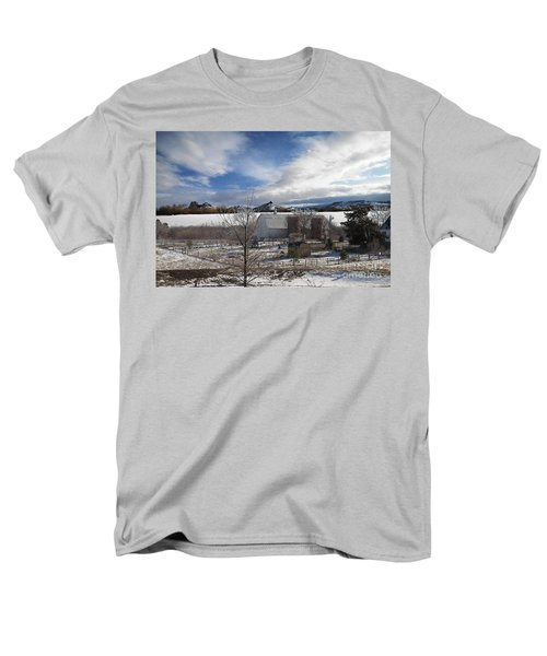Trip To Baldwin City Kansas Men's T-Shirt  (Regular Fit) by Liane Wright