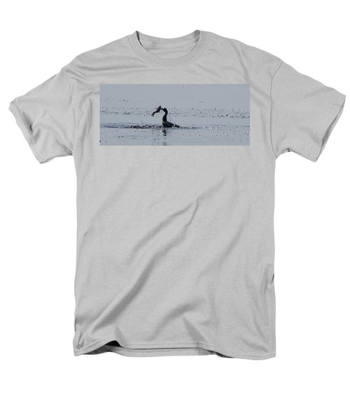True Fisherman Men's T-Shirt  (Regular Fit) by Fortunate Findings Shirley Dickerson