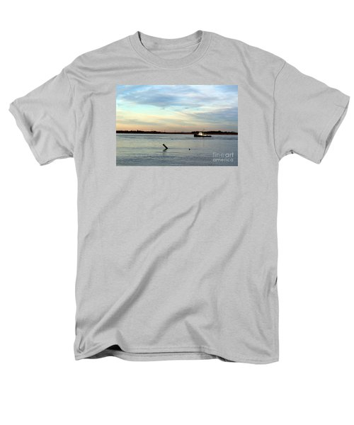 Men's T-Shirt  (Regular Fit) featuring the photograph Tug Boat by David Jackson