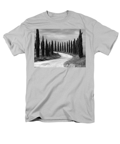 Tuscan Cedars Men's T-Shirt  (Regular Fit) by Hugh Smith