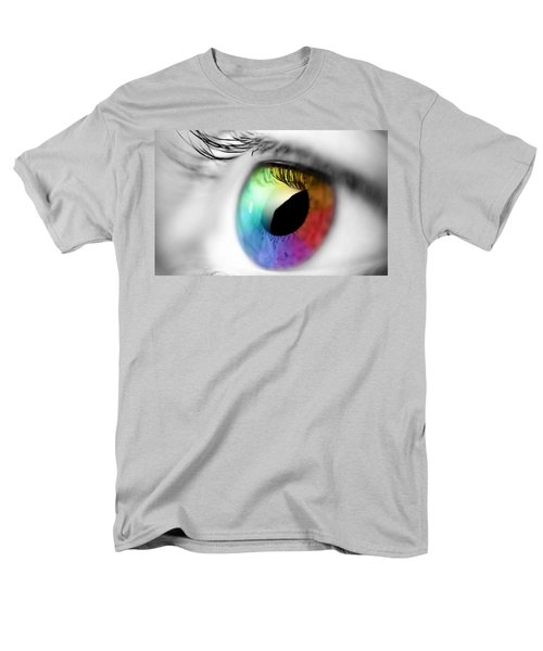 Vision Of Color Men's T-Shirt  (Regular Fit) by Gianfranco Weiss