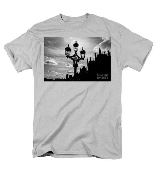 Men's T-Shirt  (Regular Fit) featuring the photograph Westminster Silhouette by Matt Malloy