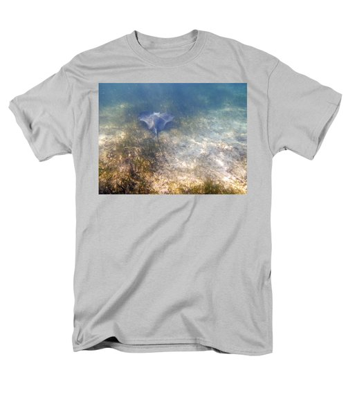 Men's T-Shirt  (Regular Fit) featuring the photograph Wild Sting Ray by Eti Reid