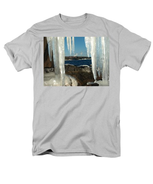Men's T-Shirt  (Regular Fit) featuring the photograph Window Into Minnesota by James Peterson