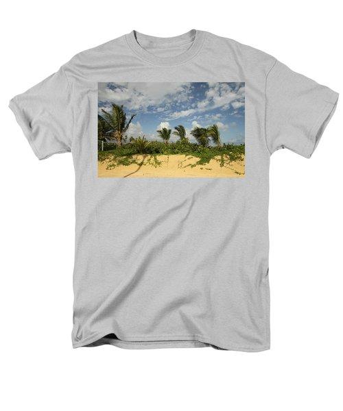 Windy Palms Men's T-Shirt  (Regular Fit) by Mustafa Abdullah