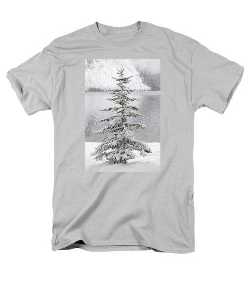 Winter Decor Men's T-Shirt  (Regular Fit) by Diane Bohna