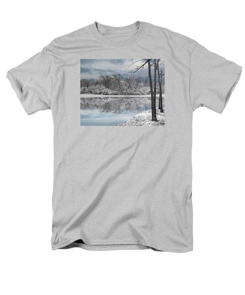 Winters Delight 6 Men's T-Shirt  (Regular Fit) by Cedric Hampton