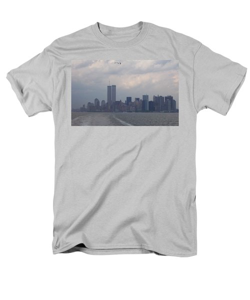 World Trade Center May 2001 Men's T-Shirt  (Regular Fit) by Kenneth Cole