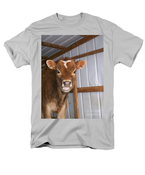 Men's T-Shirt  (Regular Fit) featuring the photograph Yes I'm Talking To You by Sara  Raber