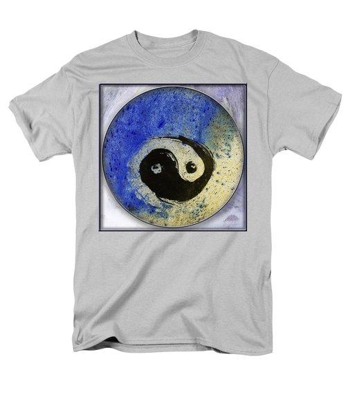 Yin Yang Painting Men's T-Shirt  (Regular Fit) by Peter v Quenter