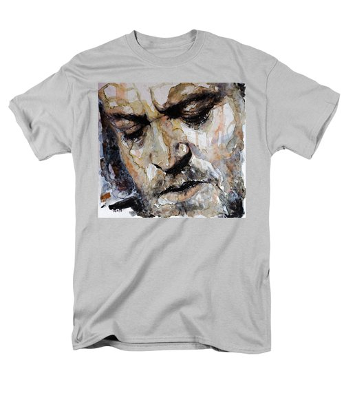 Men's T-Shirt  (Regular Fit) featuring the painting You Are So Beautiful by Laur Iduc