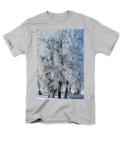 Iced Men's T-Shirt  (Regular Fit) by Colleen Coccia
