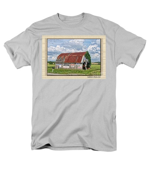 Men's T-Shirt  (Regular Fit) featuring the photograph Vote For Me I by Debbie Portwood