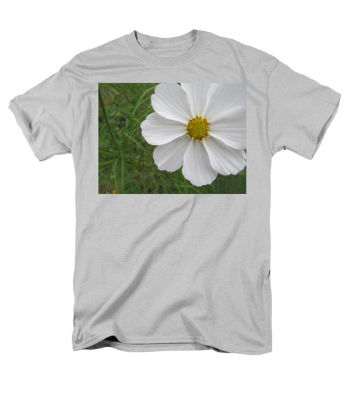 Men's T-Shirt  (Regular Fit) featuring the photograph White Beauty by Tina M Wenger