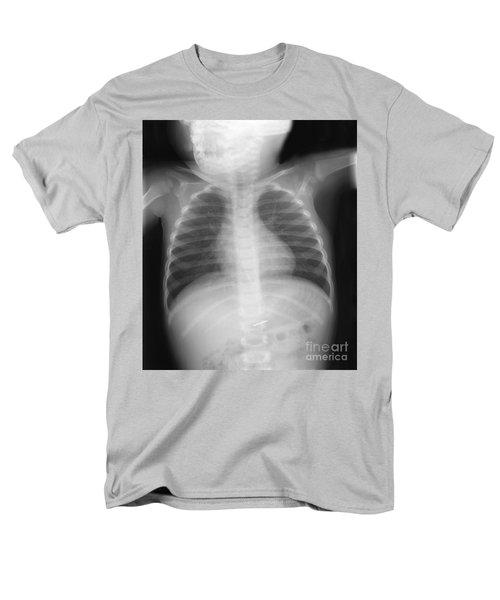 Swallowed Nail Men's T-Shirt  (Regular Fit) by Ted Kinsman