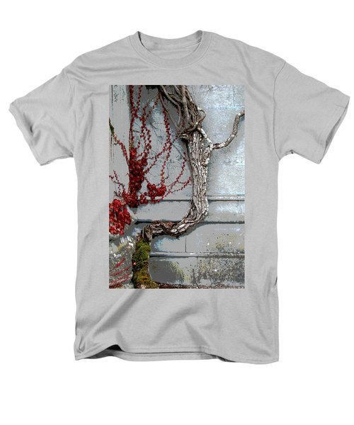 Men's T-Shirt  (Regular Fit) featuring the photograph Adare Ivy by Charlie and Norma Brock
