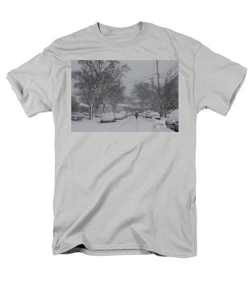 Men's T-Shirt  (Regular Fit) featuring the photograph After The Storm by Dora Sofia Caputo Photographic Art and Design