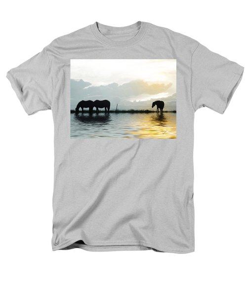 Alone Men's T-Shirt  (Regular Fit) by Susan Kinney