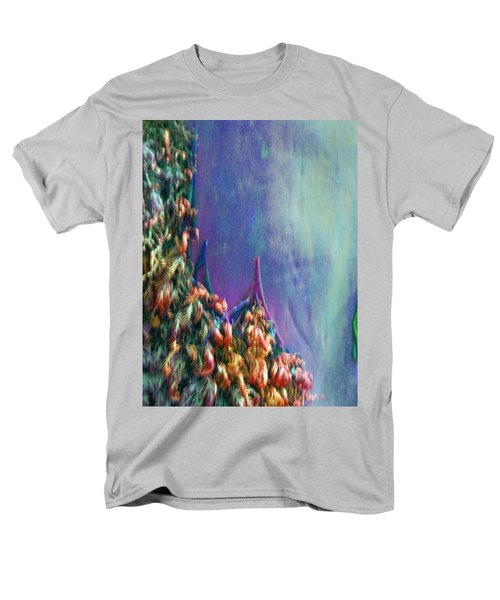 Men's T-Shirt  (Regular Fit) featuring the digital art Ancesters by Richard Laeton