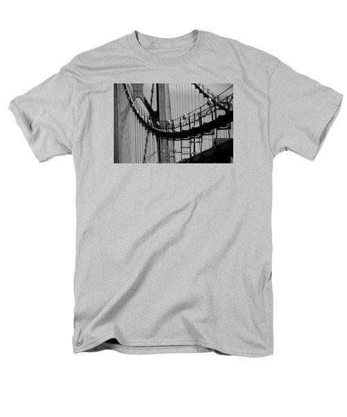 Cables Men's T-Shirt  (Regular Fit) by John Schneider