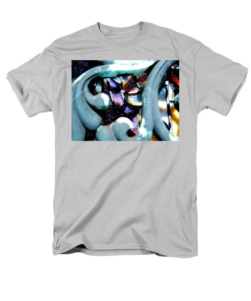 Contrasting Detail Men's T-Shirt  (Regular Fit) by Lisa Brandel