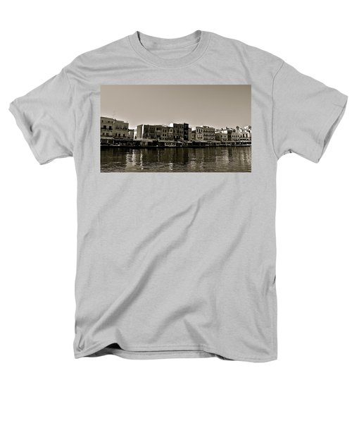 Men's T-Shirt  (Regular Fit) featuring the photograph Crete Reflected by Eric Tressler