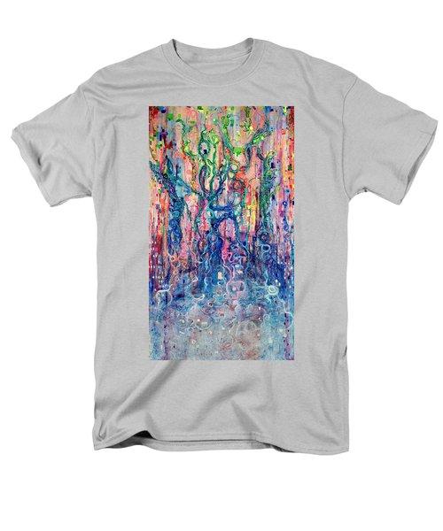 Dream Of Our Souls Awake Men's T-Shirt  (Regular Fit) by Regina Valluzzi