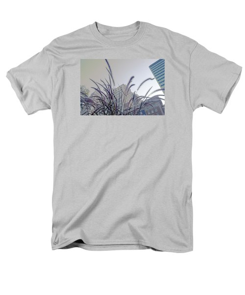 Men's T-Shirt  (Regular Fit) featuring the photograph Dreamy City by Milena Ilieva
