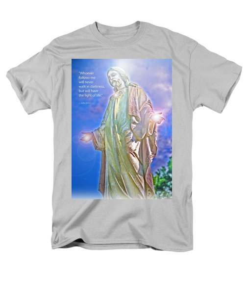 Easter Miracle Men's T-Shirt  (Regular Fit) by Marie Hicks