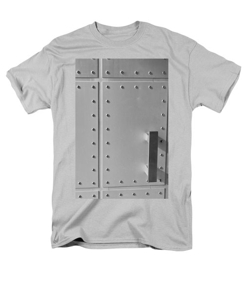 Entrance Secured Men's T-Shirt  (Regular Fit) by Colleen Coccia