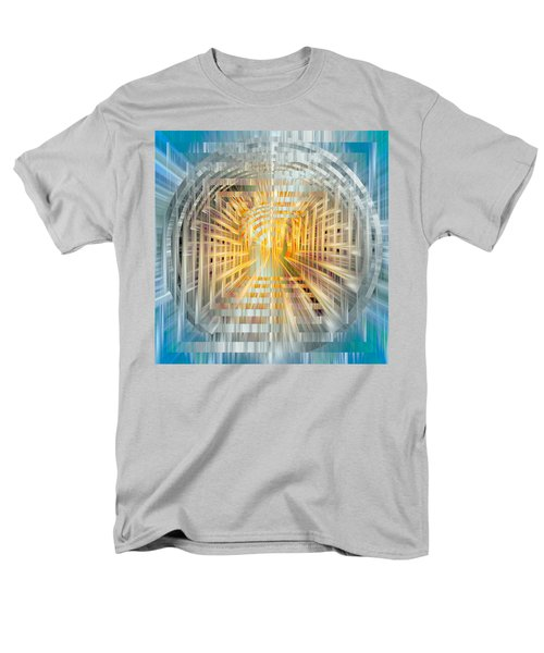 Escrow Vault Men's T-Shirt  (Regular Fit) by Mark Greenberg
