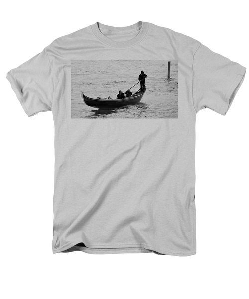 Men's T-Shirt  (Regular Fit) featuring the photograph Gondola  by Eric Tressler