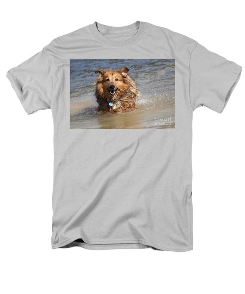Men's T-Shirt  (Regular Fit) featuring the photograph Jesse by Jeannette Hunt