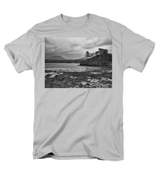 Men's T-Shirt  (Regular Fit) featuring the photograph Killarney Lake by Hugh Smith